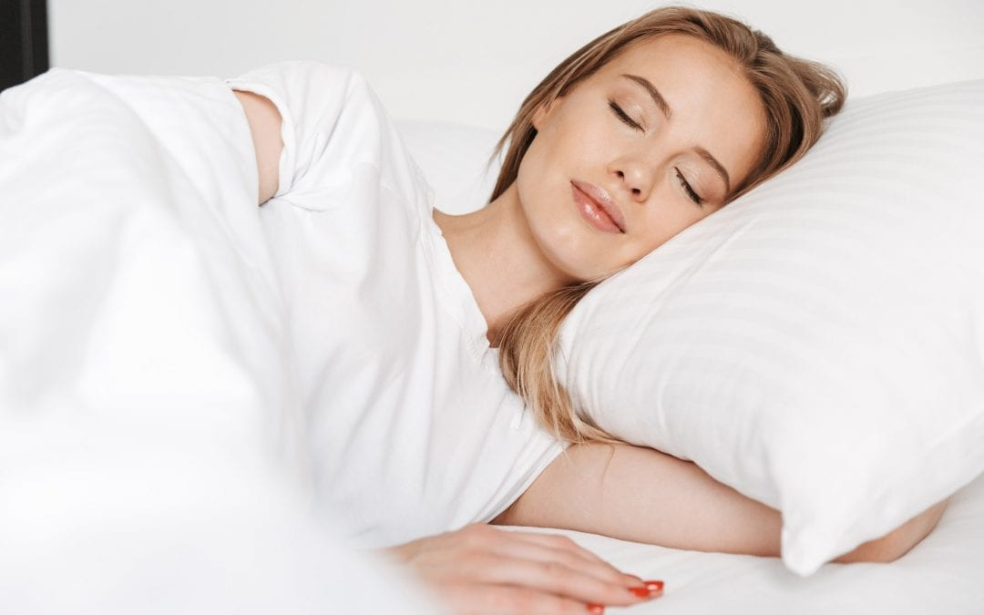How Sleep Affects Skin