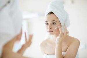 Moisture for skin